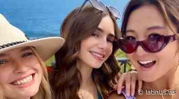 Ella es Katina Medina Mora, la mexicana detrás de 'Emily in Paris' - LatinUs