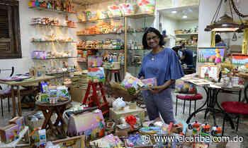 Margarita Medina Taller Manos Creativas: artesanías de añoranza - El Caribe