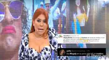 Magaly Medina: Usuarios 'cancelan' a conductora por comentarios clasistas a los ronderos - Libero.pe