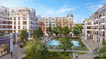 Hauts-de-Seine : à Clamart, le quartier Grand-Canal vient remplacer une friche - Les Échos