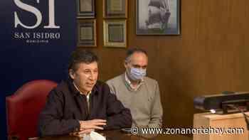 Posse habló con vecinos sobre la actividad comercial en San Isidro durante la pandemia - zonanortehoy.com
