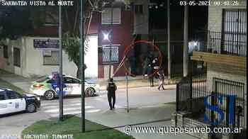 Cayó un hombre cuando robaba una casa en San Isidro - Que Pasa Web