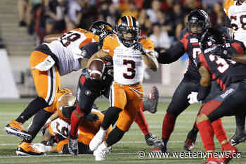 BC Lions file trademark for new logo - Tofino-Ucluelet Westerly News
