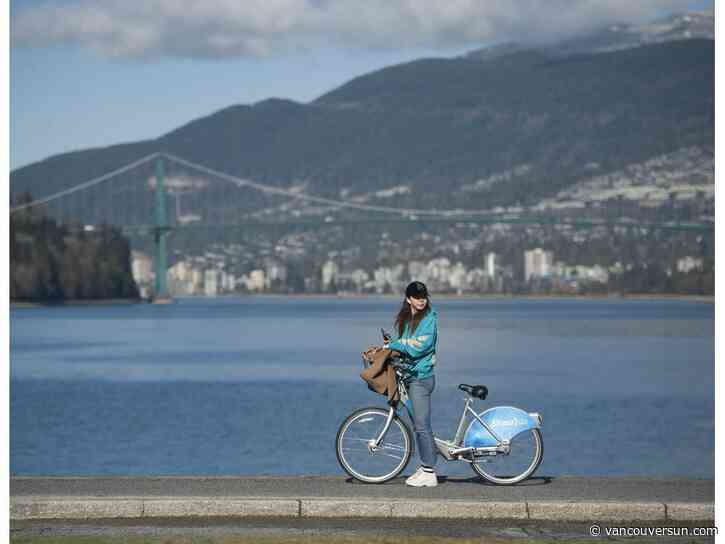 Vancouver Weather: Cloudy today, then hot weather alert for Sunday