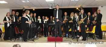 Concert de l'Harmonie Municipale de Chauvigny théâtre de verdure des genêts samedi 26 juin 2021 - Unidivers