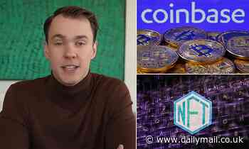 Coinbase cryptocurrency co-founder: 90 percent of NFTs will be worthless over the next five years