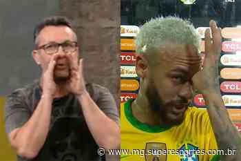 Neto detona choro de Neymar: 'Festa em Mangaratiba, helicóptero, youtubers' - Superesportes