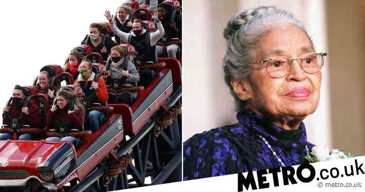 Outrage after Thorpe Park customers compare mask rule to suffering of Rosa Parks