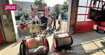 Freiwillige Feuerwehr Raunheim weckt Interesse - Echo Online