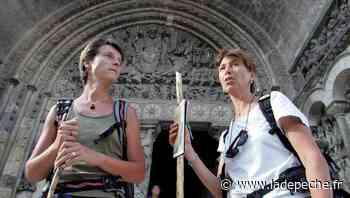 Saint-Jacques-de-Compostelle : le retour progressif des pèlerins à Moissac pour l'année jacquaire - LaDepeche.fr