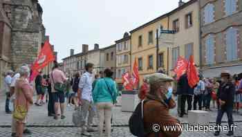 Moissac. Ils ont manifesté contre l'extrême droite - ladepeche.fr