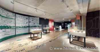Lattes, archéologie : tout savoir sur la voie Domitienne au musée Henri Prades/Lattara - Hérault Tribune - Hérault-Tribune