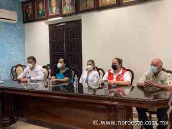En Rosario se activa Comité Municipal de Protección Civil por tormenta 'Dolores' - Noroeste