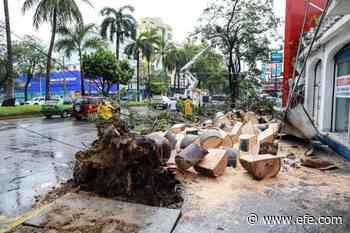 Nace la tormenta tropical Dolores en el Pacífico mexicano - EFE - Noticias
