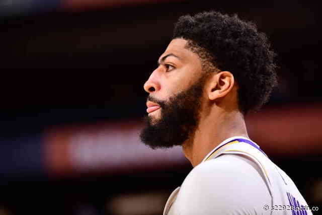 Lakers News: Anthony Davis Gives Update On Groin Injury