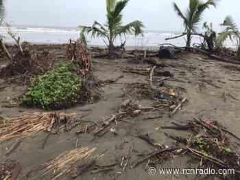 Cerca de 250 afectados por lluvias y erosión costera en Bajo Baudó, Chocó - RCN Radio