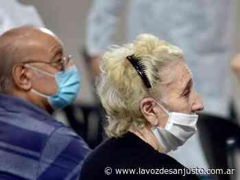 Hubo 48 nuevos contagios de covid-19 en San Francisco este viernes - lavozdesanjusto.com.ar