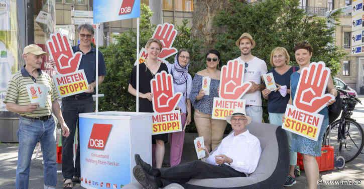 """Heidelberg:  Aktionstag """"Mietenstopp!"""" auch in Heidelberg"""