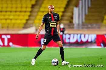 L1 : Le Stade Rennais confirme le départ de Nzonzi