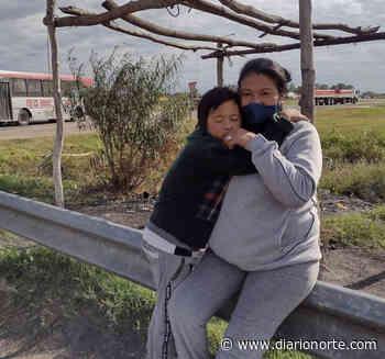 Dramática situación de una madre y su hijo que vinieron de Formosa buscando mejores oportunidades - Diario NORTE
