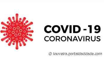 Louveira registra três mortes e 64 novos casos de covid-19 nesta quinta (17) - Portal da cidade