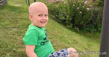 Mum cuddled Milo, 5, as he died from same condition that killed brother and dad