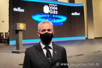 'Vale Gás' Capivari esta entre as 82 cidades que vão receber o benefício - SeuJornal