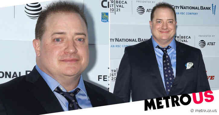 Brendan Fraser makes rare public appearance at No Sudden Move premiere ahead of The Whale role