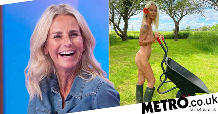 Ulrika Jonsson says naked photo was her 'taking ownership' of her body: 'It is what it is'