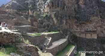 Ollantaytambo promueve la orientación al turista y la conservación del patrimonio cultural - El Comercio Perú