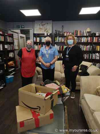 Ayr Rotary Club help support Women's Hub - In Your Area