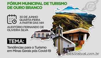 Fórum Municipal de Turismo de Ouro Branco - Estado Atual