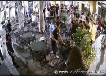 Notte di guerriglia a Rovereto, esercenti furiosi. Maxi rissa in pieno centro - la VOCE del TRENTINO
