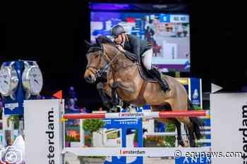 Dubbeldam's Olympic hope Carlyle sold to Ireland - Equnews International