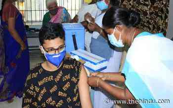 Coronavirus | Only 3.6% of India's population fully vaccinated - The Hindu