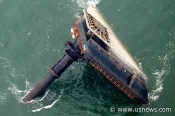 Seacor: Pay Debt With $25M in Overturned Boat's Insurance - U.S. News & World Report