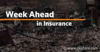 Week Ahead in Insurance: June 21, 2021 - Reuters
