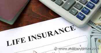 More troops get extension to apply for veterans life insurance - Military Times
