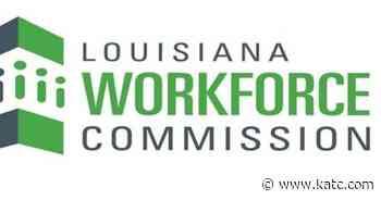 LWC: Initial unemployment insurance claims drop for week ending June 12 - KATC Lafayette News