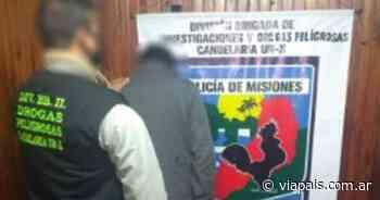 Lograron detener a un evadido por la Interpol en Candelaria - Vía País