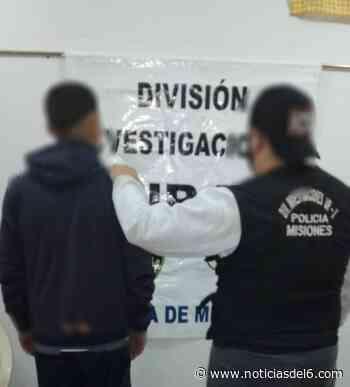 Detuvieron a dos hermanos por robos ocurridos en Posadas y Garupá Los involucrados de 21 y - Noticiasdel6.com