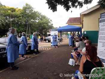 Centro de Testeo de Posadas no atenderá el domingo 20 de junio - Ministerio de Salud Pública