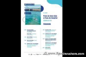 Gonçalo Cadilhe e Miguel Pedreira à conversa sobre o projecto «Surf no Crowd» - Desporto - Figueira na Hora