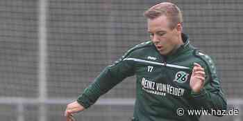 Uffe Bech ist zurück bei den Hannover 96-Profis - Hannoversche Allgemeine