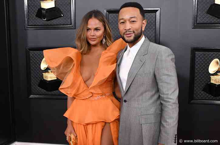 John Legend Claims Designer Michael Costello Fabricated Direct Messages From Chrissy Teigen