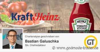KRAFT HEINZ - Das Ketchup ist leer! - GodmodeTrader.de Finanznachrichten