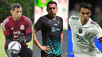 Cota, 'Avión' Ramírez y Osvaldo Rodríguez, en la prelista del Tri para la Copa Oro - Deporte Digital MX
