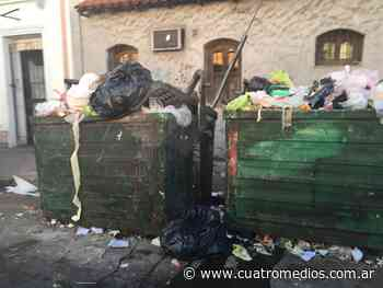¿Y el Programa Municipal Quilmes Limpio?: más basura y abandono en la zona Centro - Cuatro Medios