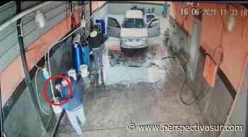 Roban un auto tras asaltar un lavadero en Quilmes Oeste - Perspectiva Sur