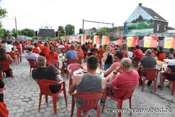 Stationsplein wordt voetbaltempel (Pepingen) - Het Nieuwsblad